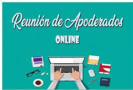 REUNIONES DE APODERADOS 23 AL 27 DE AGOSTO